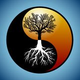 tree-its-roots-yin-yang-symbol-silhouette-modified-32976154