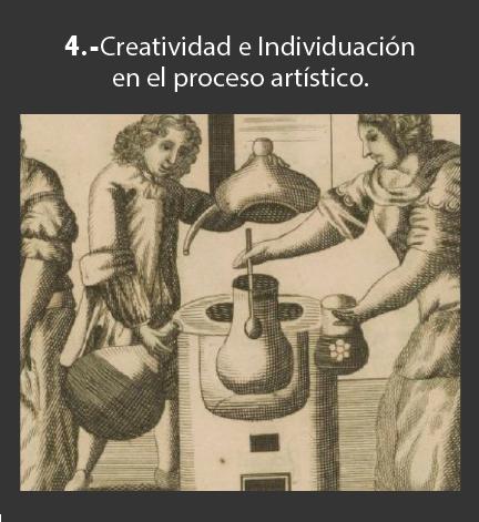 Creatividad e Individuación en el proceso artístico