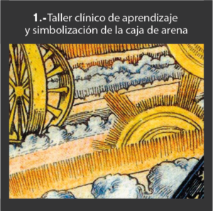 Taller clínico de aprendizaje y simbolización de la caja de arena