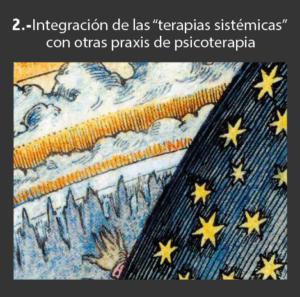 """Integración de las """"terapias sistémicas"""" con otras praxis de psicoterapia"""