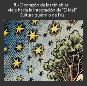 """El corazón de las tinieblas, viaje hacia la integración de """"El Mal""""Cultura guerra o de Paz"""