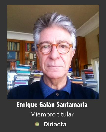 Enrique Galán Santamaría