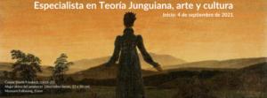 Especialista en Teoría Junguiana en arte y cultura